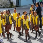 Girl Guides Thinking Day Service Bermuda, February 19 2017-19