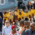 Girl Guides Thinking Day Service Bermuda, February 19 2017-25