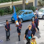 Girl Guides Thinking Day Service Bermuda, February 19 2017-30