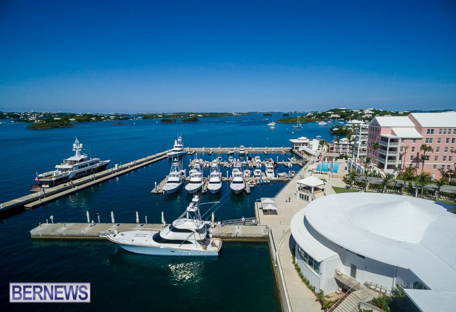 Hamilton Princess Bermuda Marina 2017 generic werwe56