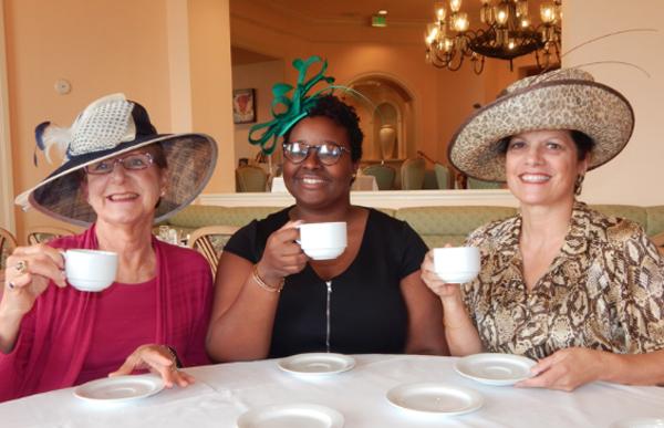Hats Hearts and High Tea Bermuda February 2017 (1)