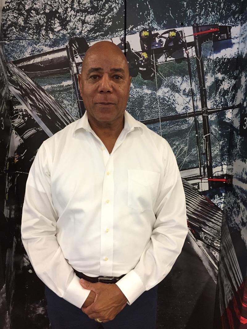 Jerome Robinson Bermuda Feb 8 2017