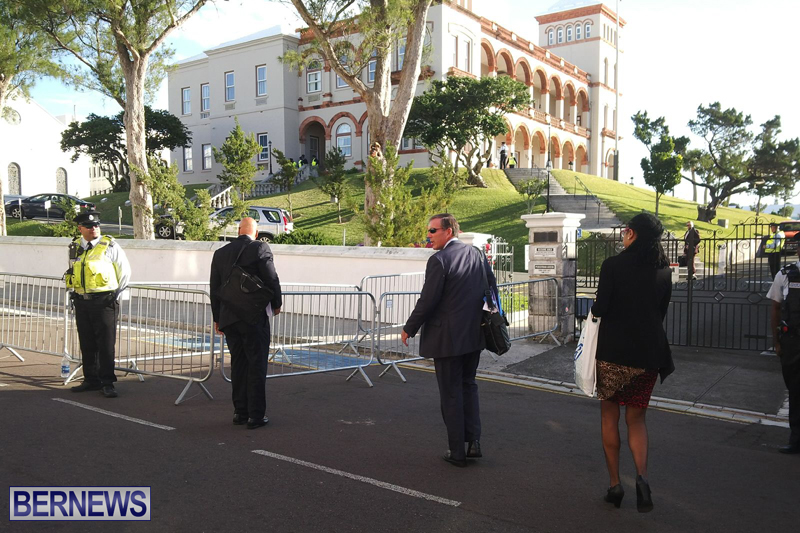 Police at House Bermuda February 3 2017 (11)