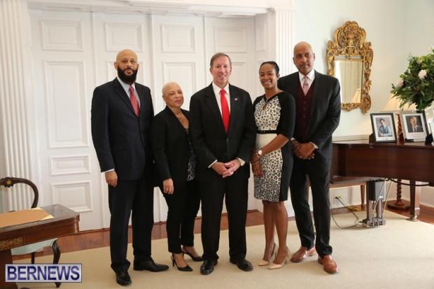 Premier Announces Cabinet Shuffle Bermuda Feb 23 2017