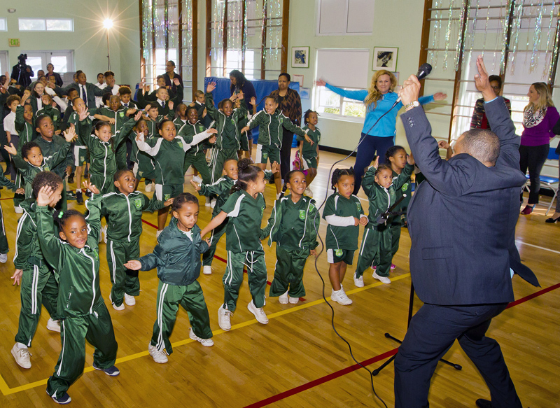 Premier Ministers Healthy Heron Bay School Bermuda Feb 2017 (6)