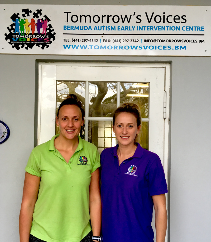 Tomorrow's Voices Bermuda February 2017