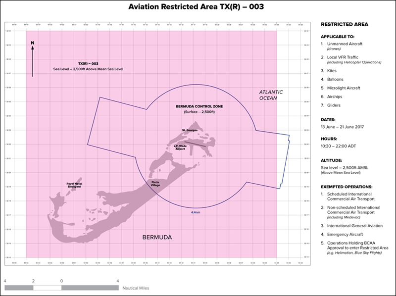 Air Space Restriction Maps 003