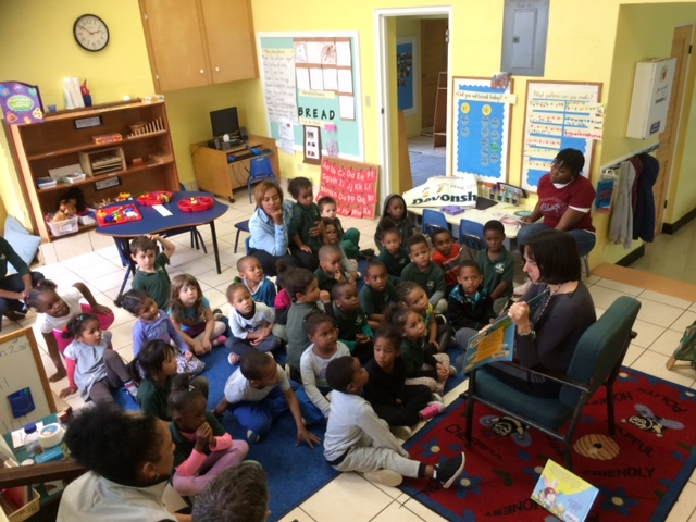Bermuda Celebrates World Book Day March 2017 (1)