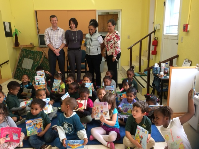 Bermuda Celebrates World Book Day March 2017 (2)