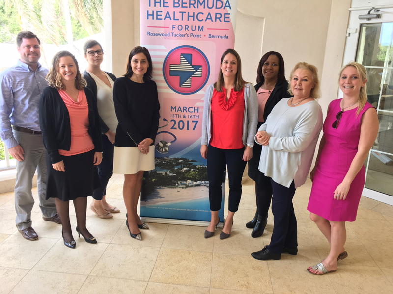 Bermuda Healthcare Forum March 13 2017
