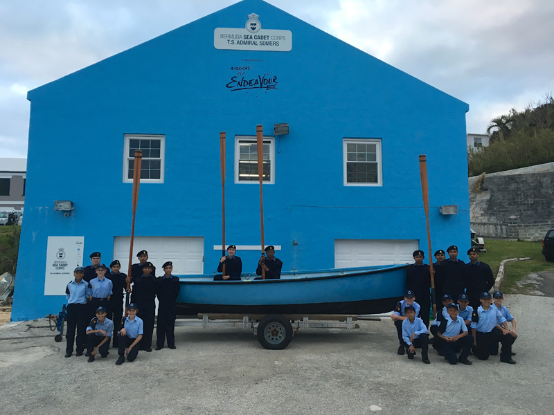 Bermuda Sea Cadet Corps March 27 2017 (2)
