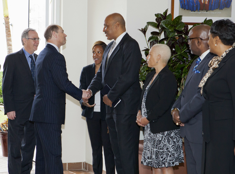 Duke of Edinburgh's International Award  Bermuda March 3 2017 (1)
