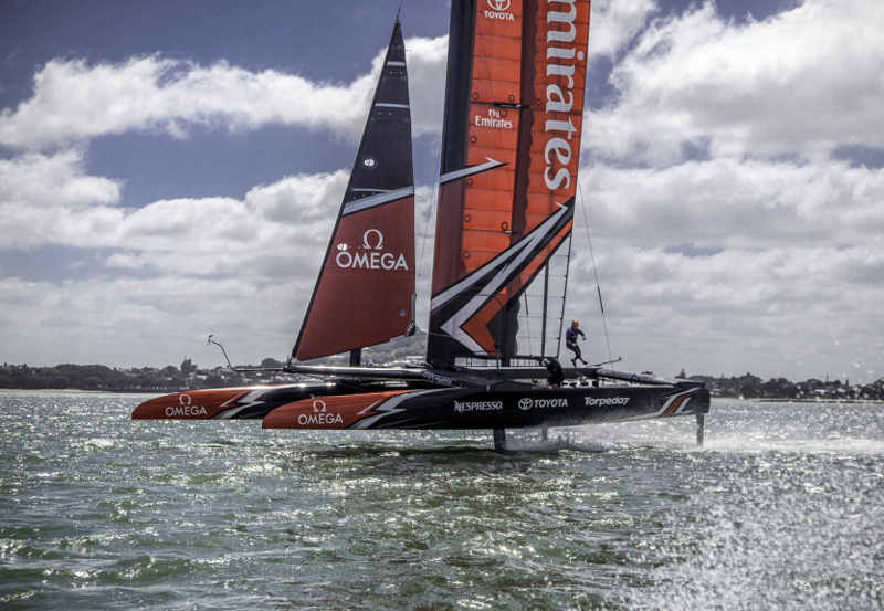 Emirates Team New Zealand Bermuda March 2017 (1)