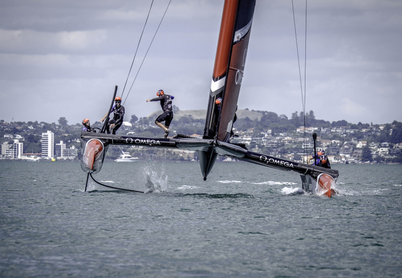 Emirates Team New Zealand Bermuda March 2017 (4)