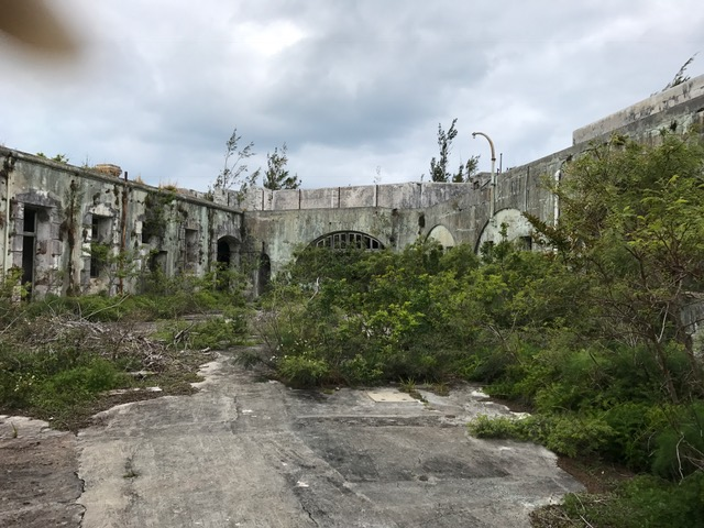 Fort Cunningham and Paget Island Bermuda March 2017 (1)
