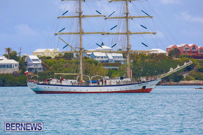 Fryderyk Chopin Tall Ship Bermuda, March 27 2017-3