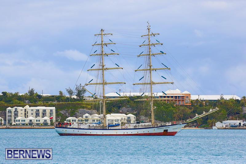 Fryderyk Chopin Tall Ship Bermuda, March 27 2017-4