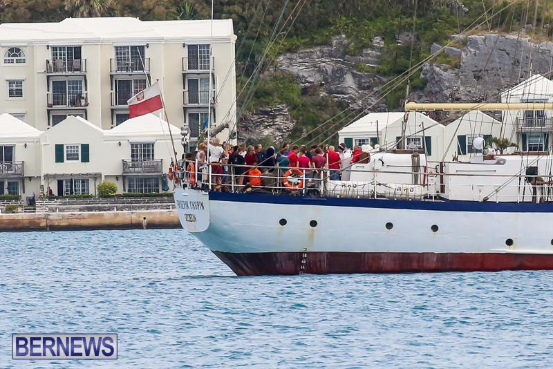 Fryderyk Chopin Tall Ship Bermuda, March 27 2017-6