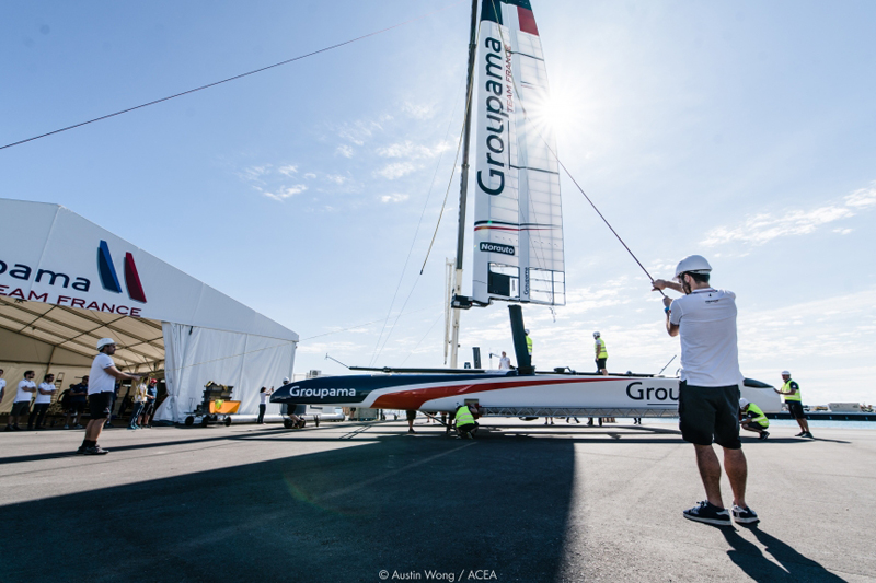 Groupama Team France Bermuda March 14 2017 (2)