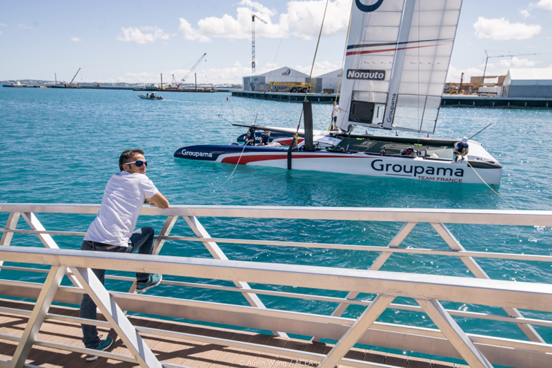Groupama Team France Bermuda March 14 2017 (3)