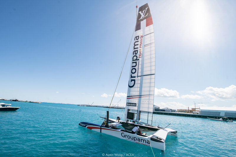 Groupama Team France Bermuda March 14 2017 (5)