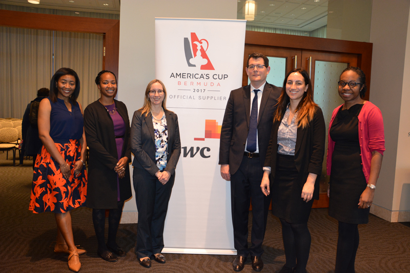 IWD PwC Bermuda March 8 2017