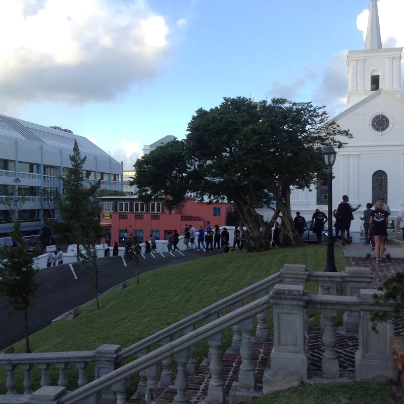 Legal Fraternity Charity Walk Bermuda March 2017