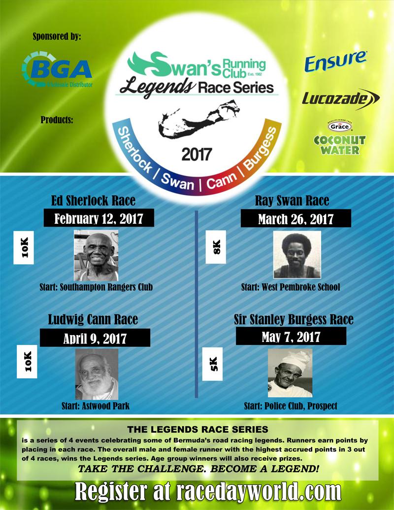 Legends Race series Bermuda March 2017
