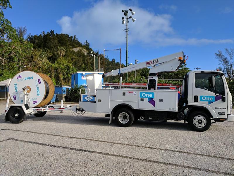 One Communications Bermuda March 14 2017