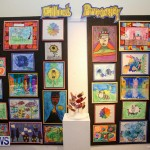 Primary Schools Art Exhibition Bermuda, March 17 2017-24