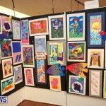 Primary Schools Art Exhibition Bermuda, March 17 2017-31