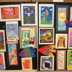 Primary Schools Art Exhibition Bermuda, March 17 2017-32