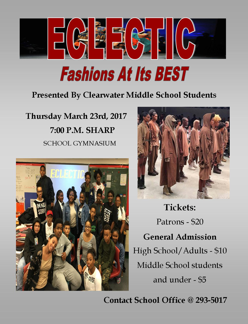 School Fashion Show Bermuda March 2017