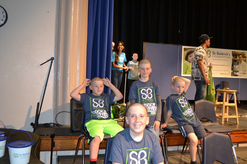 St. Baldrick's at Warwick Academy Bermuda March 17 2017 (11)