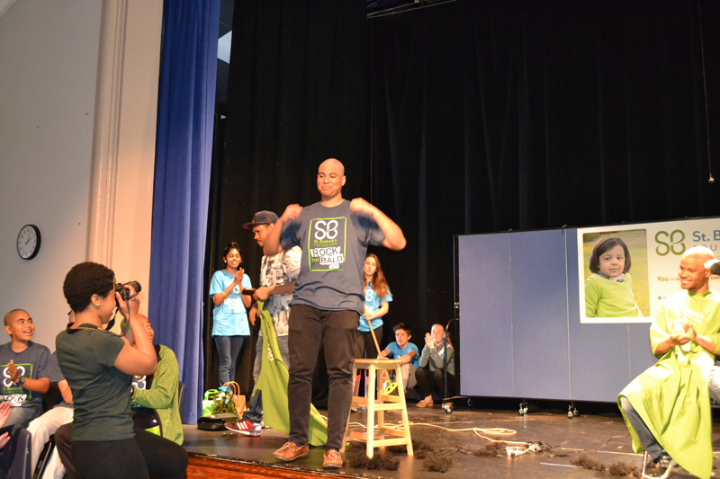 St. Baldrick's at Warwick Academy Bermuda March 17 2017 (13)