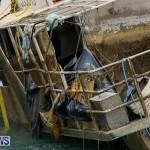 Sunken Boat Ships Marginal Wharf Bermuda, March 30 2017-12