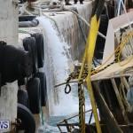 Sunken Boat Ships Marginal Wharf Bermuda, March 30 2017-13