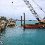 Sunken Boat Ships Marginal Wharf Bermuda, March 30 2017-3
