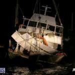 Sunken Boat Ships Marginal Wharf Bermuda, March 30 2017-34