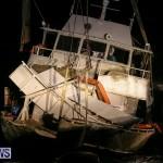 Sunken Boat Ships Marginal Wharf Bermuda, March 30 2017-35