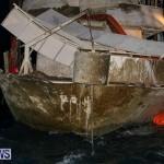 Sunken Boat Ships Marginal Wharf Bermuda, March 30 2017-40