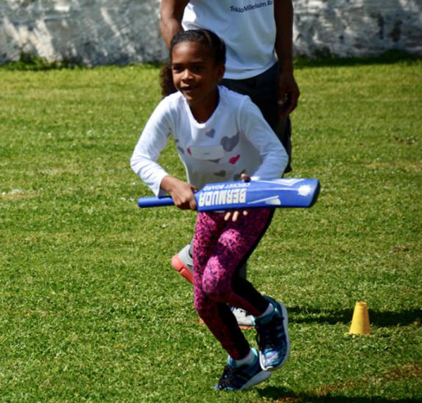Tokio Millennium Re Pee Wee Cricket Bermuda March 2017 (11)