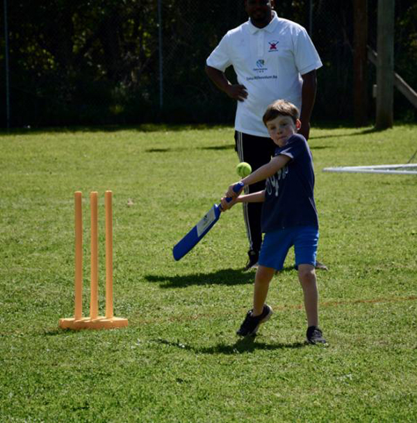 Tokio Millennium Re Pee Wee Cricket Bermuda March 2017 (12)