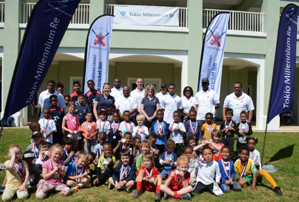 Tokio Millennium Re Pee Wee Cricket Bermuda March 2017 (2)