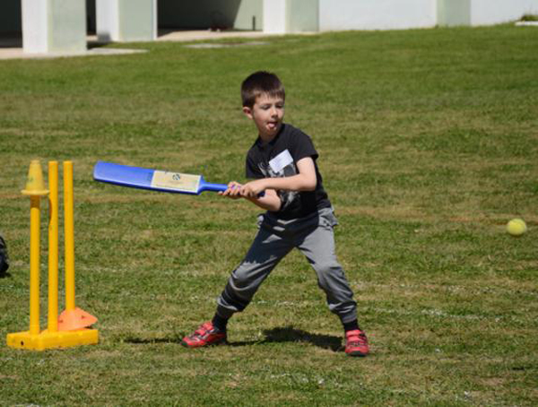 Tokio Millennium Re Pee Wee Cricket Bermuda March 2017 (8)