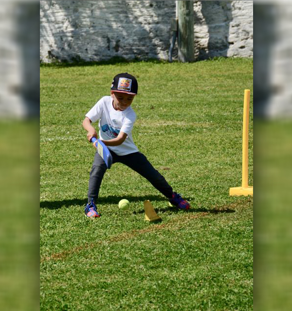 Tokio Millennium Re Pee Wee Cricket Bermuda March 2017 (9)