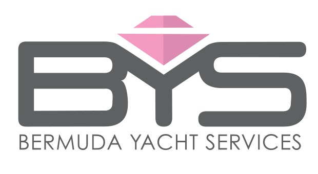 bys bermuda yacht services logo generic