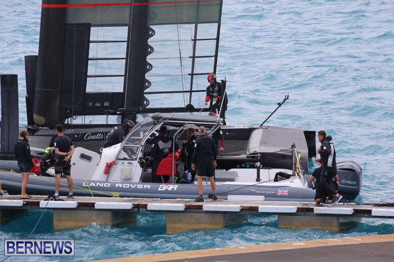 Americas Cup Bermuda Village and training April 2017 (1)