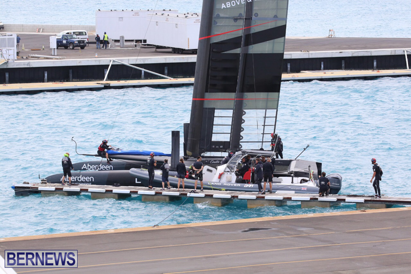 Americas Cup Bermuda Village and training April 2017 (3)