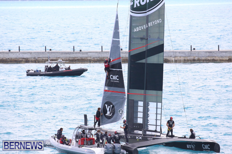 Americas Cup Bermuda Village and training April 2017 (31)